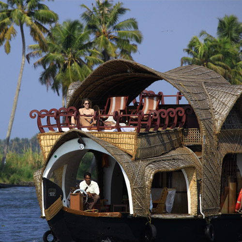 Alleppey Houseboats MyHouseboats.com