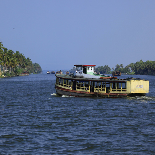 Alleppey Backwater MyHouseboats.com