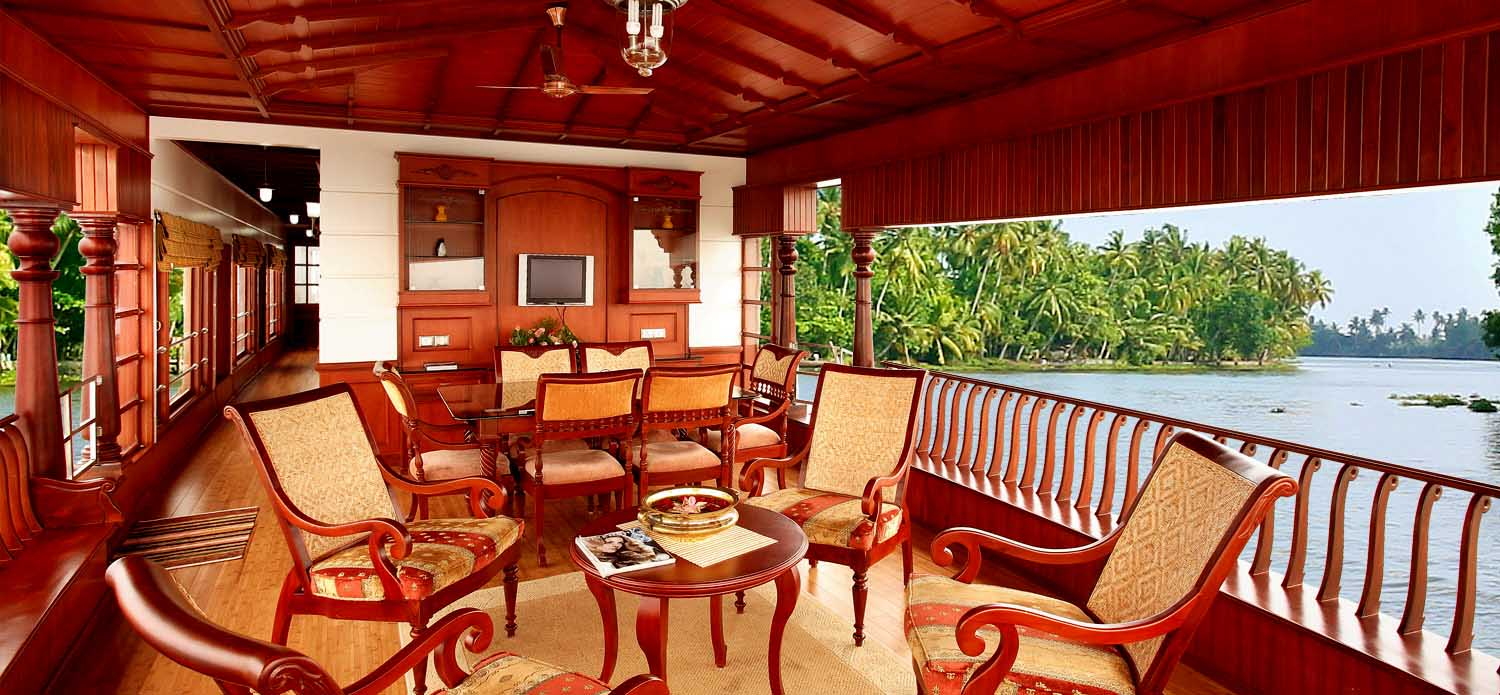 Alleppey Houseboats Tours Alleppey Luxury Houseboats Packages Online Booking
